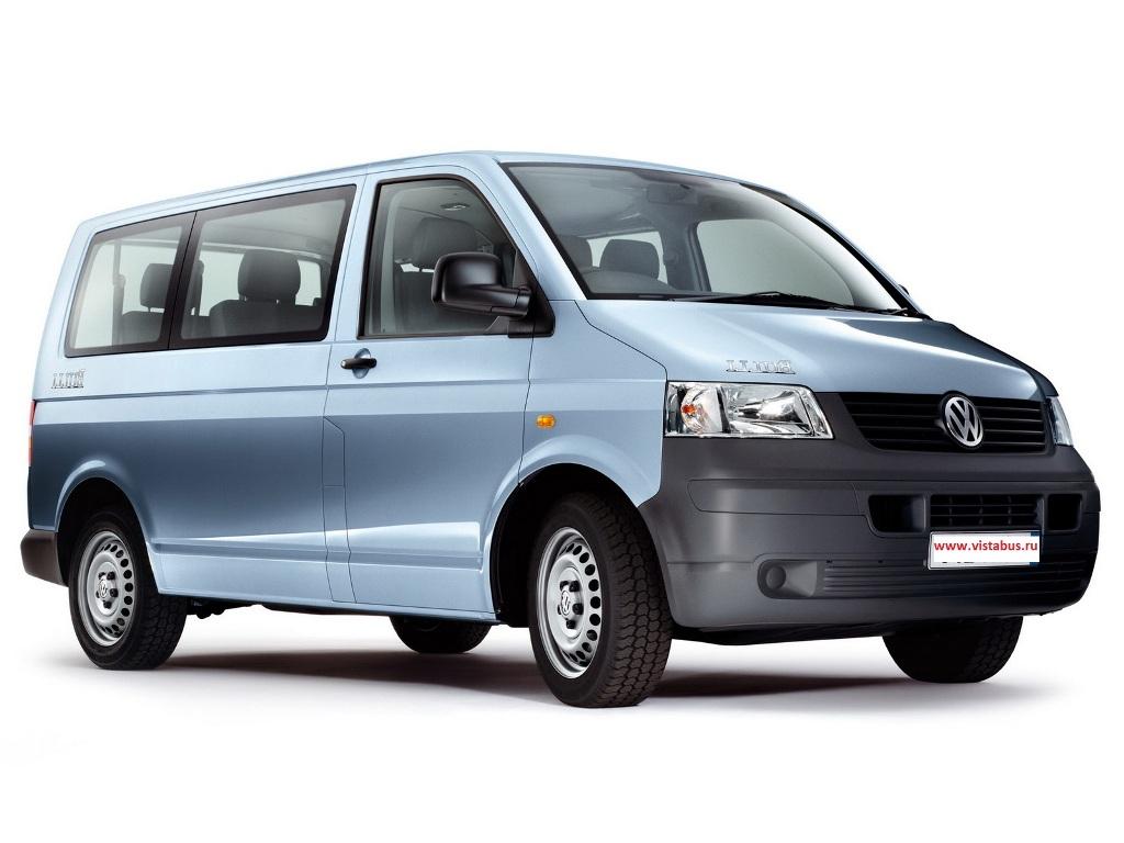 Услуги такси минивэн